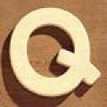 Medinė raidė O,